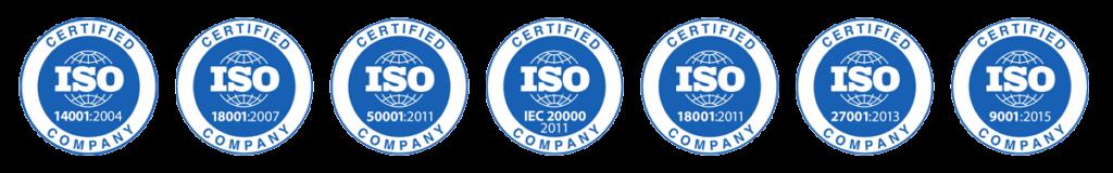certifikatat-ISO